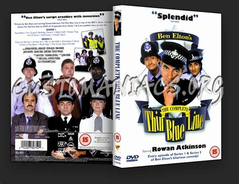 Dvd Original The Thin Line Region 2 forum tv show scanned coversets page 12 dvd covers