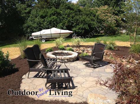 Patio Design Louisville Ky Pit Ideas For Your Kentucky Landscape Eclectic