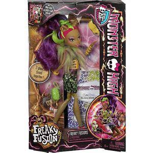 where can i buy a monster high doll house monster high freaky fusion clawvenus doll target toys and walmart