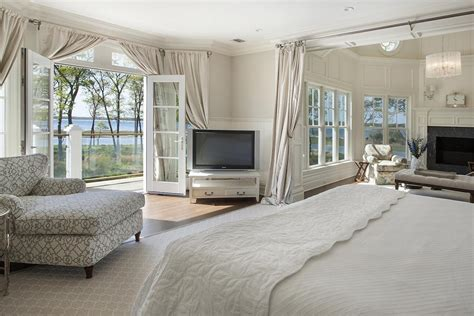double master bedroom 16 9 million dollar hamptons traditional estate see