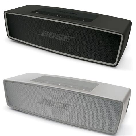 Speaker Bluetooth Bose Original bose announces bluetooth soundlink mini speaker ii