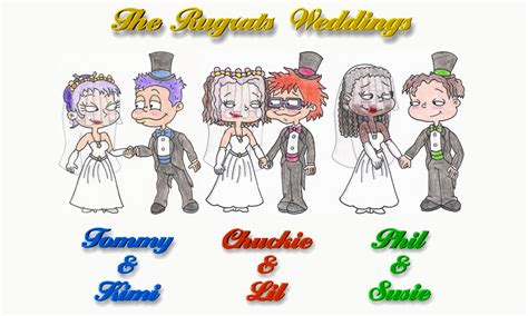 Rug Rats Names pickles fave picks images the rugrats weddings hd
