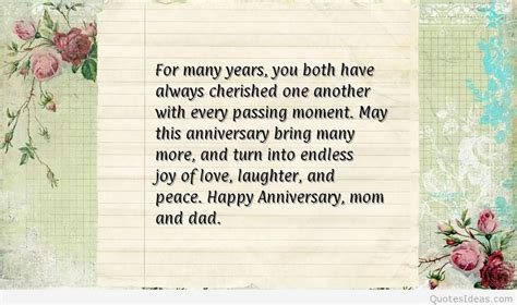 Wedding Anniversary Card Messages For Parents by Happy 50th Marriage Anniversary Cards Quotes Messages