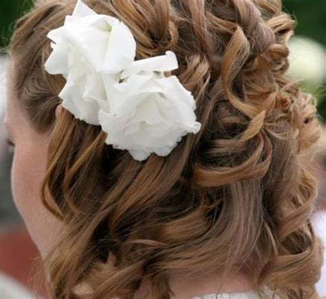 Wedding Hairstyles Ehow by S Hair Style Medium Length Wedding Hairstyles With