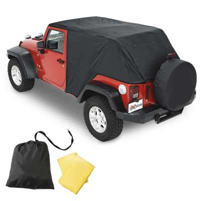 Jeep Wrangler Emergency Top 2007 2014 Wrangler Unlimited Emergency Top 4wheelonline