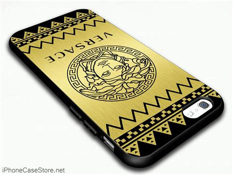 wallpaper iphone 6 versace aztec versace goldeen design case cover from