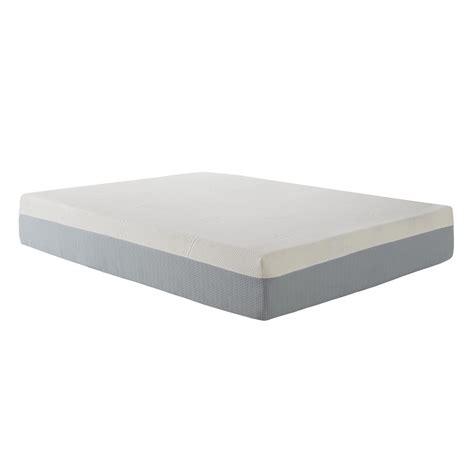 Firm Memory Foam Mattress Signature Sleep Memoir 6 King Medium To Firm Memory Foam Mattress 5473396 The Home Depot