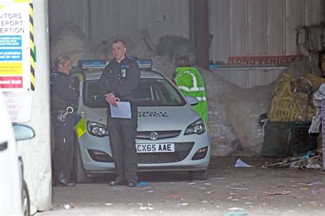 recycle rev 2 i killed worker killed after becoming trapped in recycling plant