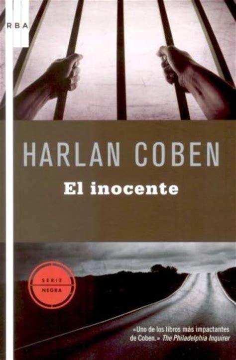 libro el antropologo inocente el inocente harlan coben comprar libro en fnac es