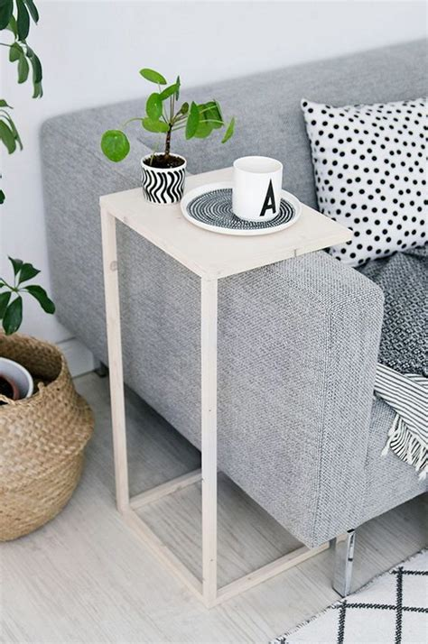 diy small table 25 diy side table ideas with lots of tutorials 2017
