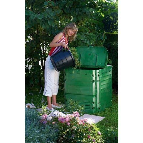 composteur de jardin composteur de jardin 600l thermo king composteur achat vente composteur accessoire