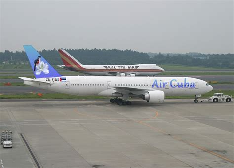 air b b cuba b777 air cuba english version