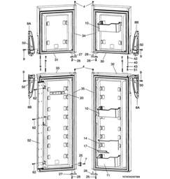 refrigerator parts dometic refrigerator parts rm1350