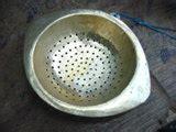 Jual Batok Kelapa Palembang cara membuat adonan pempek
