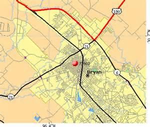 map of bryan 77803 zip code bryan profile homes apartments