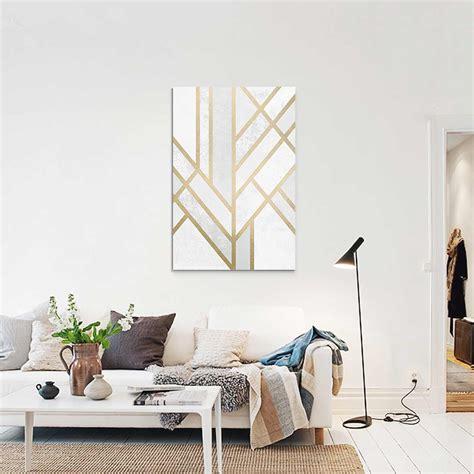 Decoration De Mur De Salon