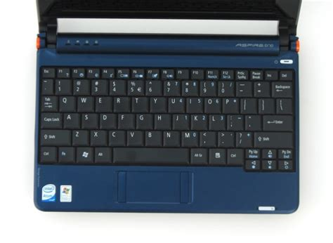 Laptop Acer N214 acer aspire one review notebookreview