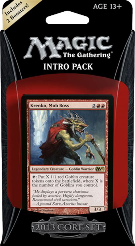 magic starter decks magic 2013 intro pack decklists daily mtg magic the