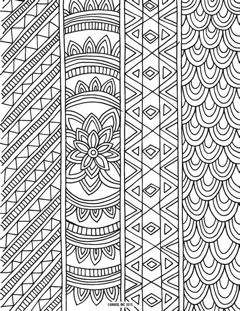 9 free printable adult coloring pages pat catan s blog