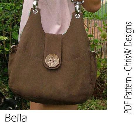 Handmade Handbag Patterns - instant purse pdf pattern handbag sewing