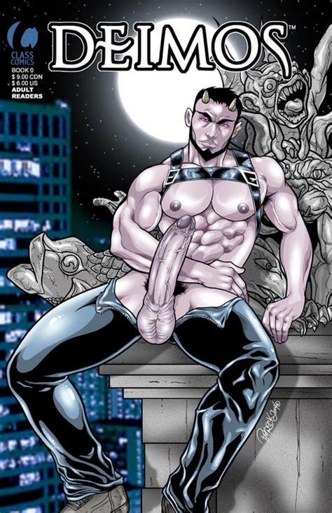 Deimos Patrick Fillion Comics Sex Porn Images
