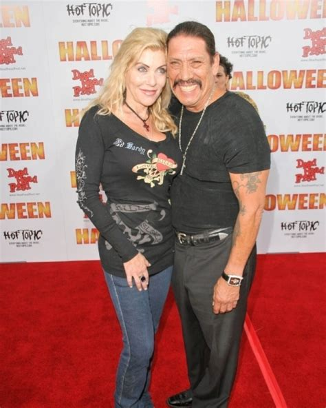 danny trejo and ex wife debbie shreve never married anyone
