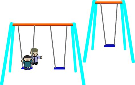 swing clipart free to use public domain playground clip art