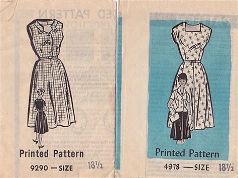 vintage pattern tips any tips and tricks for sewing from a vintage pattern