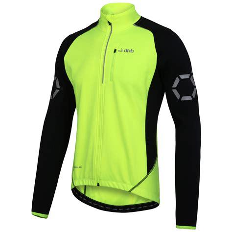design jersey long sleeve wiggle dhb flashlight thermal long sleeve jerseys long