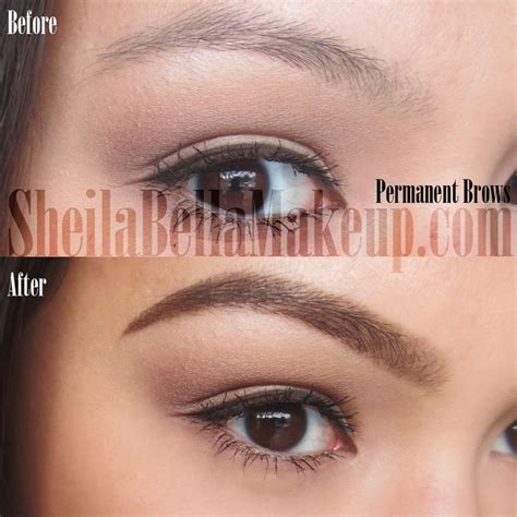 1000 images about permanent makeup on pinterest powdered look permanent brows permanent makeup