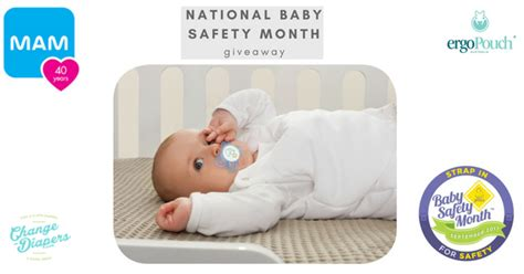 National Giveaway Association - national baby safety month giveaway