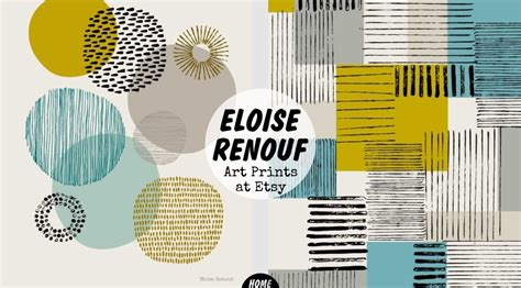 Mid Century Modern Home Designs eloise renouf the modern artist home arty home