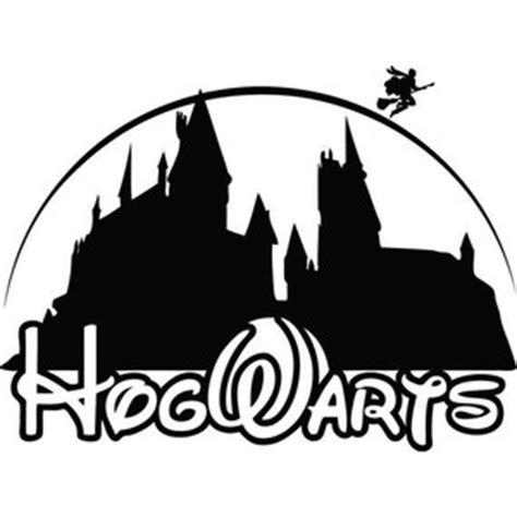 Disney Castle Wall Sticker hogwarts two polyvore
