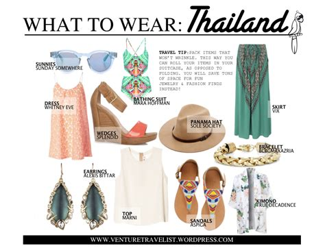 what to wear to what to wear in thailand