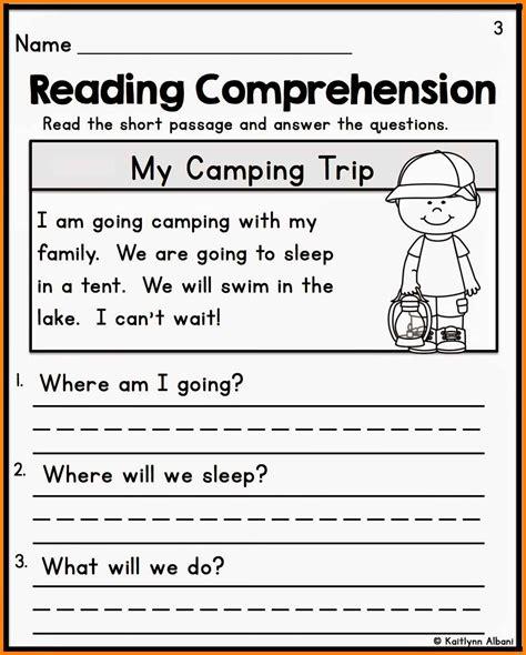 10 kindergarten reading worksheets cath fordgroup