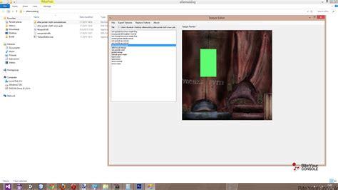 bite your console scena ps3 rilasciato texture editor