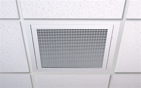 Ceiling Air Vent Filters by Ceiling Ecrate Return With Reusable Filter