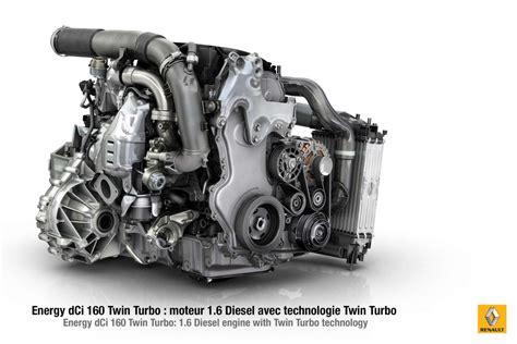 renault motor moteur renault diesel bi turbo de 160 ch inedit