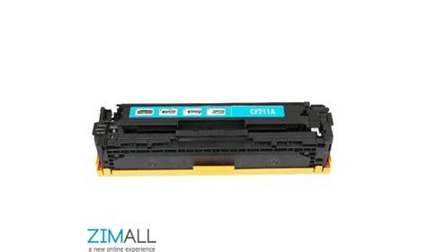 Baru Hp 131a Black Laserjet Toner Cartridge Model Cf210a hp 131a laserjet toner cartridge zimall warehouse zimall s shopping mall