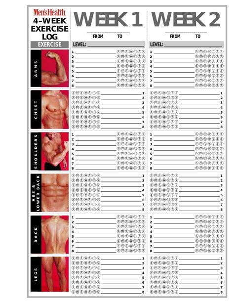 mens health workout pdf eoua