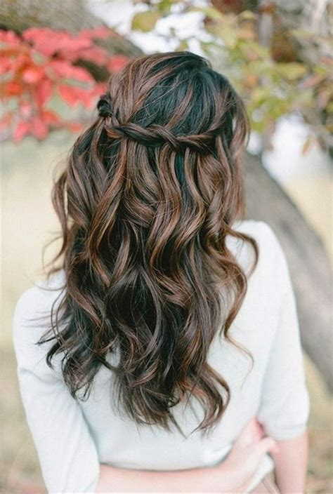 hairstyles for graduation 10 cute graduation hairstyles for long hair in 2018