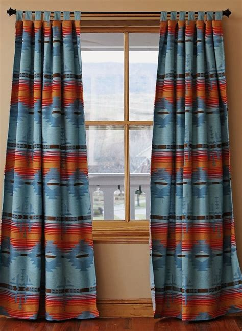 25 best ideas about southwestern curtains on