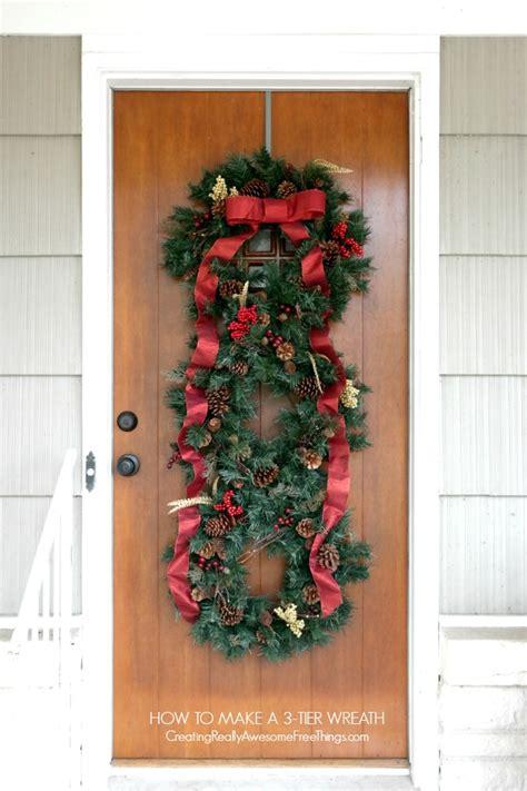 how to make a wreath how to make a wreath c r a f t