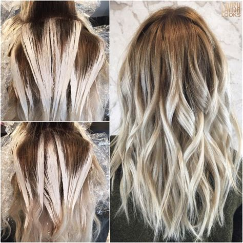 does hair look like ombre when highlights growing out best 25 balayage technique ideas on pinterest what is
