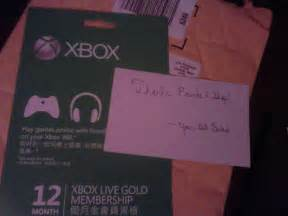 Forums 187 proof 187 free xbox live 12 month gold membership card