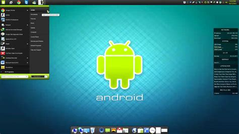 win for android android theme for windows 7 xp link