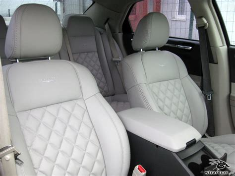Upholstery Of Car Seats by Chrysler Car Interior Tuning Wizard Car