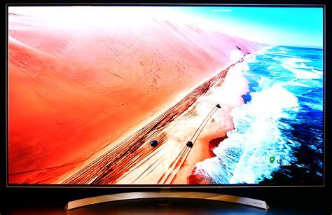 Tv Stand 50 by Lg Bows B7 Oled Up970 4k Player Amp Sj9 Atmos Soundbar