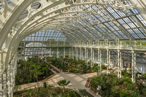 worlds largest victorian greenhouse reopens  doors