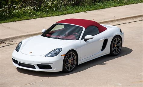 porsche cars white photos porsche 2017 718 boxster s white automobile